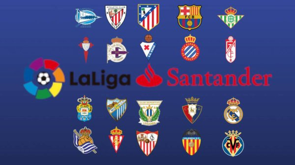 Les résultats finals de la 34 journées de la Liga Santander 2016-2017.