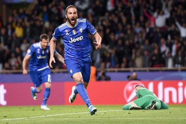 La Juventus a fait un grand pas pour la qualification en gagnant à Monaco.
