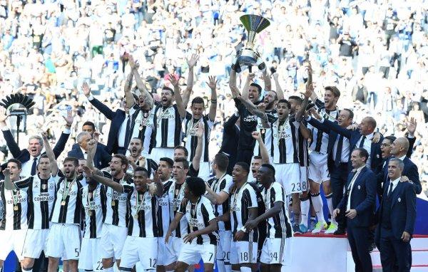 La Juventus s'est imposée facilement à domicil contre l'équipe de Crotone.