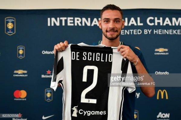 Je vous présente les transferts actuel de la Juventus pour la saison 2017-2018.
