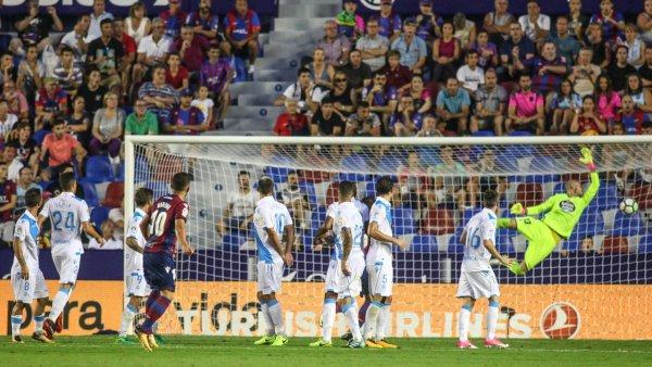 El Deportivo logro un punto valioso en su visita al campo del Levante.