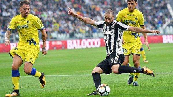La Juventus n'a pas eu de problème à domicile pour venir à bout contre le Chievo.