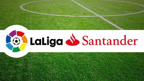 Les résultats finals de la 5 journées de la Liga Santander 2017-2018.