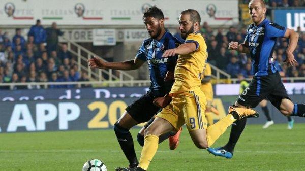 La Juventus n'a pas pu gagner en faisant match nul sur la pelouse de l'Atalanta.