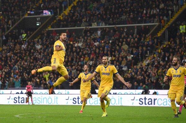 La Juventus a renporté une victoire magistral sur la pelouse de l'Udinese.