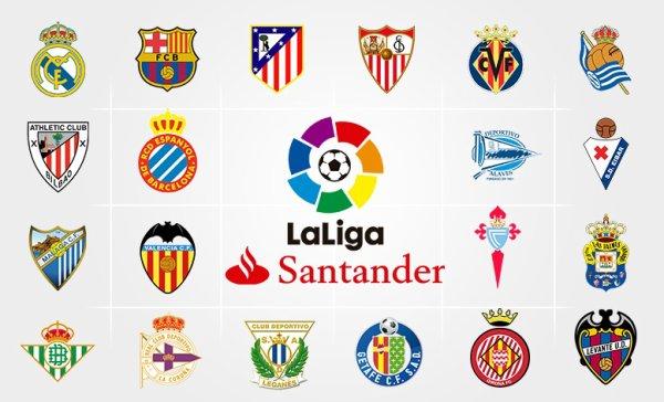 Les résultats finals de la 11 journées de la Liga Santander 2017-2018.