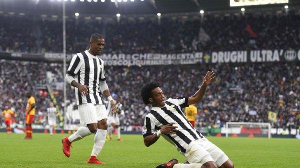 La Juventus a remporté une victoire compliqué à domicile contre Benevento.