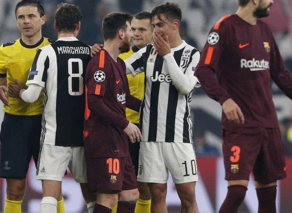 La Juventus a fait le nécessaire pour ne pas perdre à domicile contre le Barcelone.