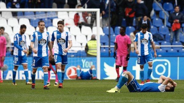 El Deportivo dejo escapar otra oportunidad tras consechar un empate contra el Levante.