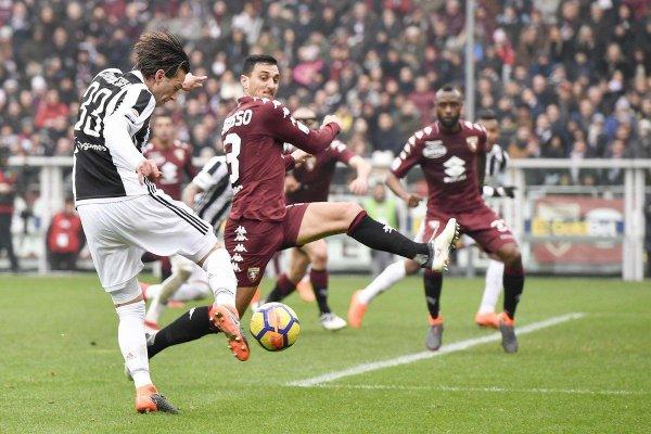 La Juventus remporte une victoire difficile sur la pelouse du Torino pour le derby.