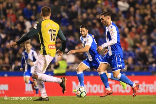 El Deportivo merecio la victoria pero nu pudo tras sumar un empate contra el Espanyol.