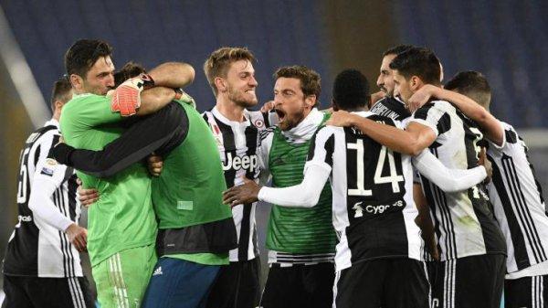 La Juventus arrache une victoire difficile et compliqué sur la pelouse de la Lazio Rome.