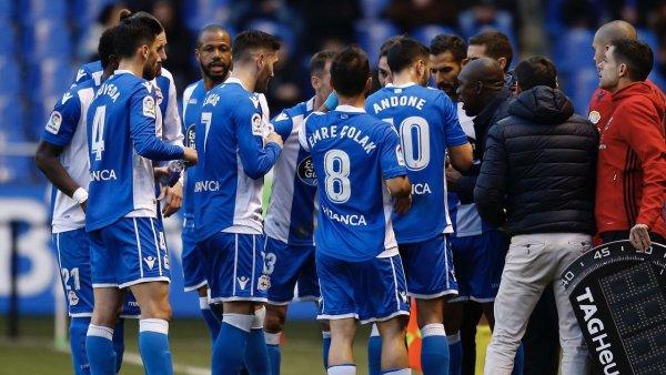 El Deportivo no pudo logra un triunfo tras empatar en su proprio campo contra el Eibar.