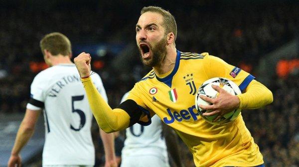 Magnifique exploit de la Juventus qui s'est qualifié sur la pelouse de Tottenham.