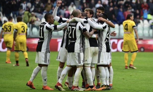 La Juventus a fait le nécessaire pour s'imposer à domicile contre l'Udinese.