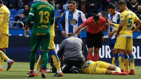 El Deportivo sigue sin obtener una victoria con un empate contra Las Palmas.