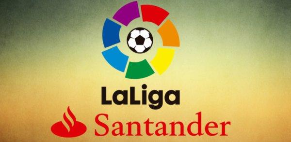 Les résultats finals de la 30 journées de la Liga Santander 2017-2018.
