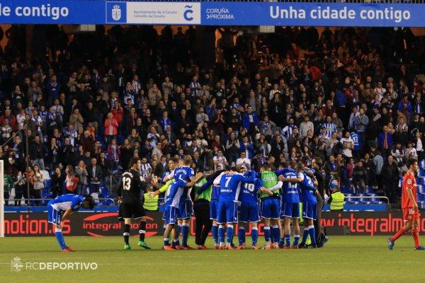 El Deportivo volvio a deja otra opportunidad tras consechar un empate frente al Sevilla.
