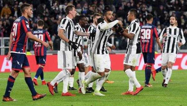 La Juventus fait une mauvaise opération en faisant un nul sur la pelouse de Crotone.