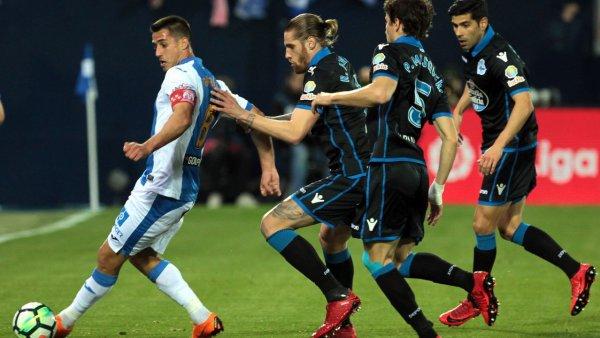 El Deportivo no pudo lograr un triunfo con un empate sobre el campo del Legagnés.