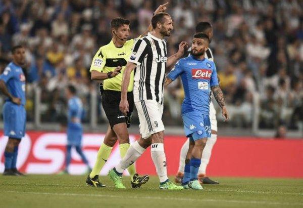 La Juventus s'est fait surprendre en perdant à domicile contre son grand rival le Napoli.