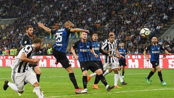La Juventus s'est bien rattrappé de sa défaite en s'imposant sur la pelouse de l'Inter.
