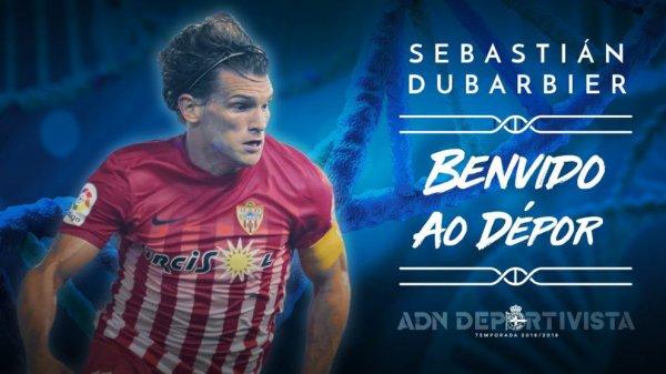 Les transferts actuels du Deportivo pour la saison 2018-2019