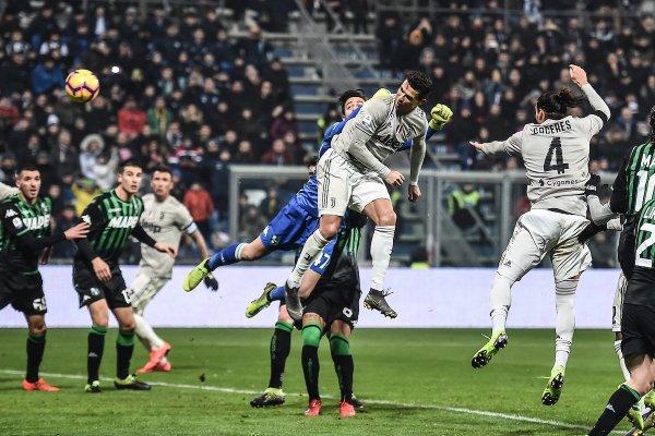 La Juventus a réalisé un jolie coup en s'imposant sur la pelouse de Sassuolo.