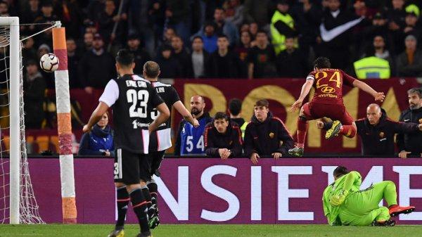 La Juventus a perdu sur la pelouse de la Roma puisque plus rien n'est à joué entre eux.