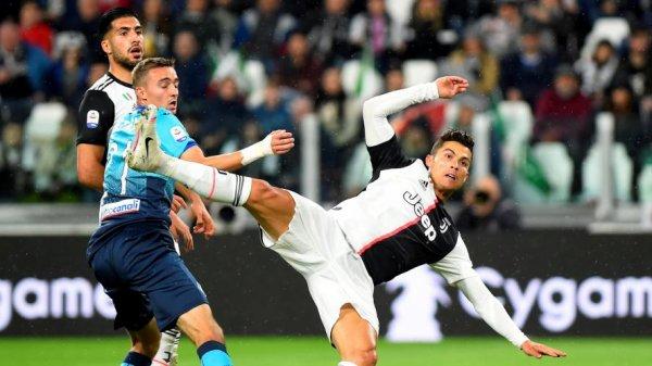 La Juventus a fait le nécessaire pour ne pas perdre à domicile contre l'Atalanta.
