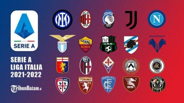 Les résultats finals de la 2 journée de la Série A Tim 2021-2022.
