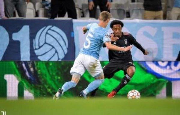 La Juventus débute bien son entrée en Europe en s'imposant sur la pelouse de Malmö.