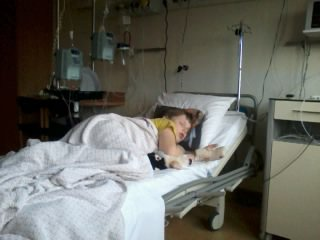 Mon fils sa maladie