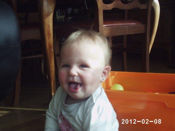 ma pepette mon ptit rayon de soleil ma petite fille