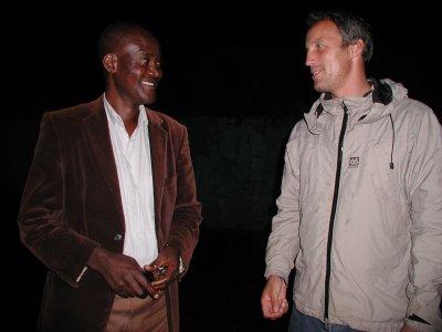 JOSEPH NOUTENIJEU EST LE NOUVEAU DIRECTEUR DE L'ALLIANCE FRANCO-CAMEROUNAISE DE DSCHANG