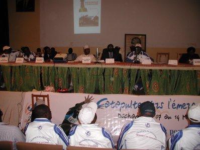 JEUX UNIVERSITAIRES 2011: 4000 PERSONNES ATTENDUES A DSCHANG DU 7 AU 14 MAI PROCHAIN.