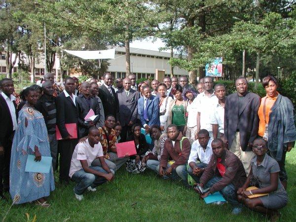 SIDA : VERS  L'OUVERTURE D'UN CENTRE D'ECOUTE A L'UNIVERSITE DE DSCHANG