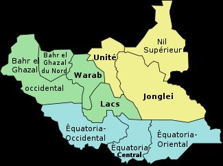 LE SUD-SOUDAN EST OFFICIELLEMENT INDEPENDANT CE 9 JUILLET 2011