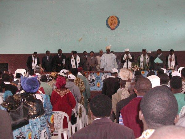 PRESIDENTIELLE 2011 : LE RDPC EVALUE LES INSCRISPTIONS SUR LES LISTES ELECTORALES A 90.970 INSCRITS AU 10 AOÛT 2011