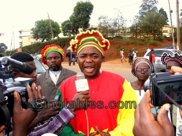 Politique : Le RDPF-KUMZSE de Djoumessi Mathias ressuscité par le 30ème anniversaire du RDPC