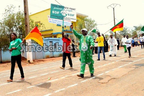 Cameroun : Le SDF demande  la convocation d'une assemblée constituante pour réviser la forme de l'Etat