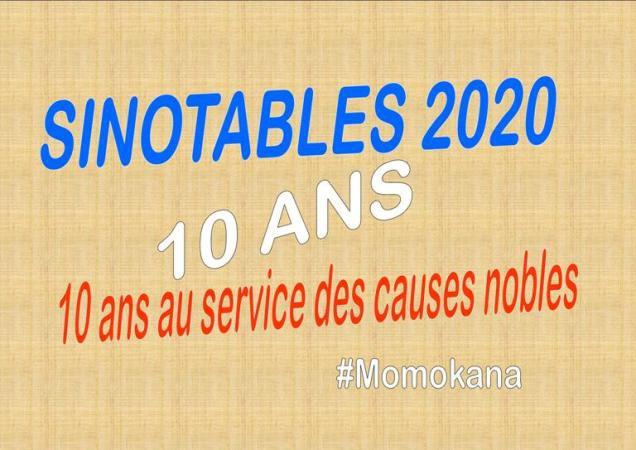 2010 -2020 : 10 ans au service des causes nobles.