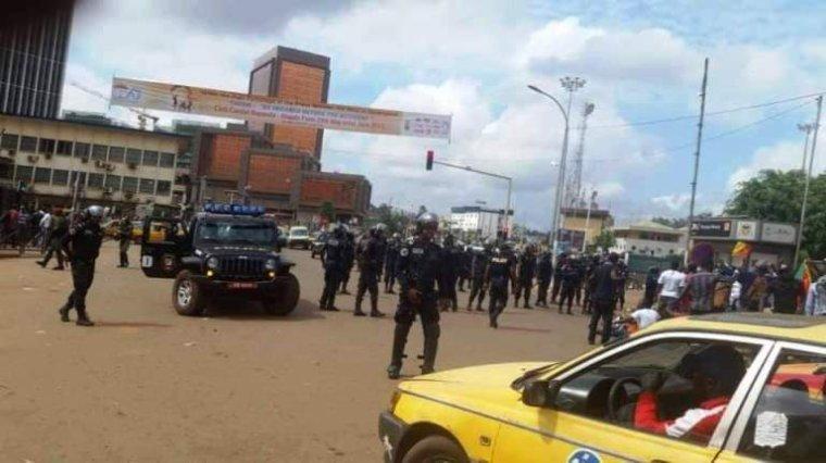 Marches du 1er Juin 2019 : Rapport d'assistance de la journée du 01 juin 2019 des manifestants conduits dans des centres d'internement de police et de gendarmerie
