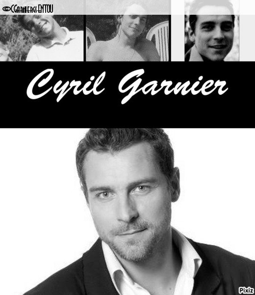 Qui est Cyril Garnier ?