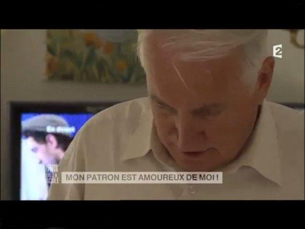 """Garnier et Sentou dans """"Le jour ou tout a basculer"""" ^^ (il sont pas acteur dedent ^^)"""