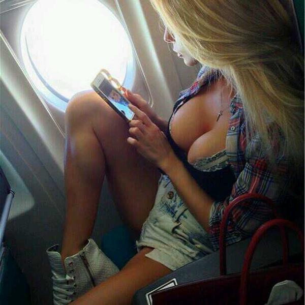 Je vais prendre l'avion plus souvent ^^