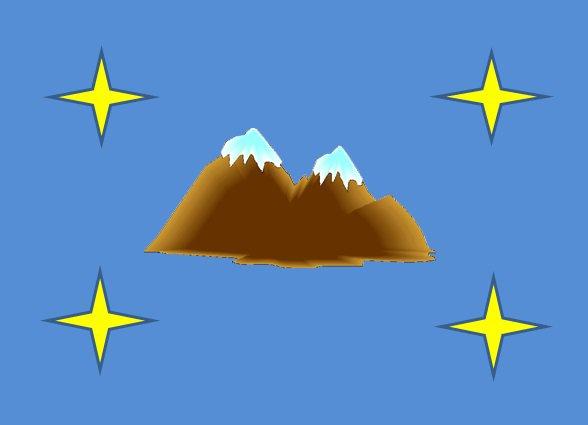 Projet de drapeau et de devise