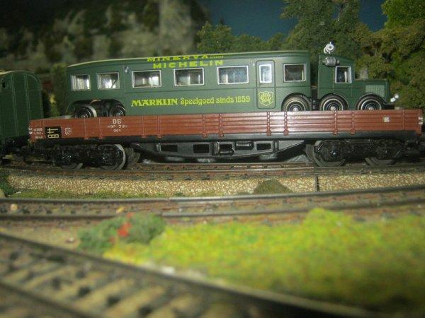 Micheline Minerva Type  11 Marklin - 1 partie