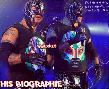 WweRey_/_Biographie Of Rey Mysterio_/_The Best