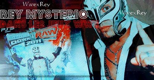 WweRey_/_Rey Mysterio dans les jeux de catch ( WWE)_/_The Best